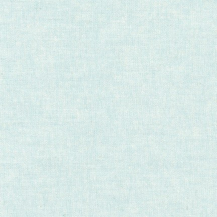 Essex Yarn Dyed linen/cotton Aqua