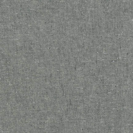 Essex Yarn Dyed linen/cotton - Graphite