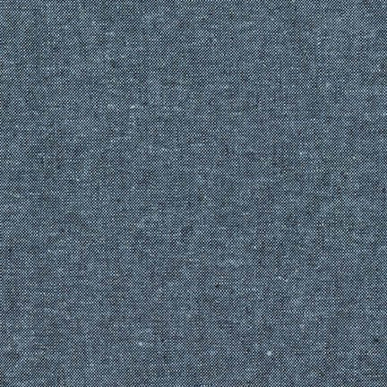 Essex Yarn Dyed linen/cotton - Nautical