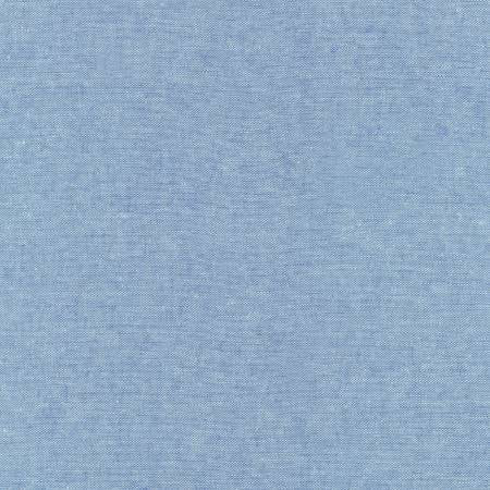 Essex Yarn Dyed linen/cotton - Cadet