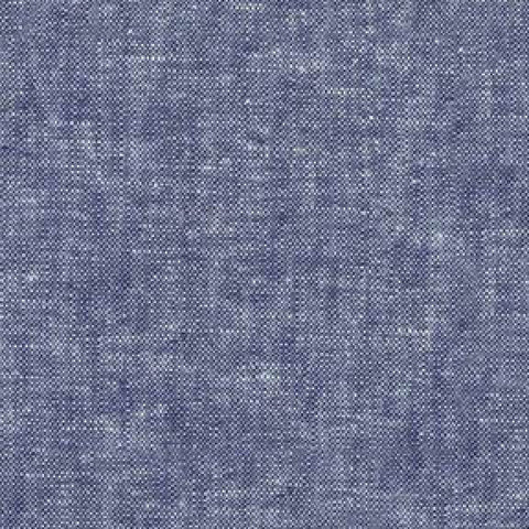 Essex Yarn Dyed linen/cotton - denim