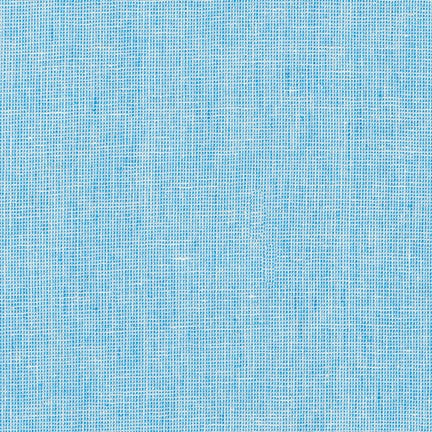 Essex Homespun Yarn Dyed linen/cotton - Paris Blue