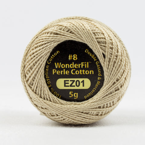 Wonderfil Eleganza Perle Cotton 8wt. - Canyon Walls 1