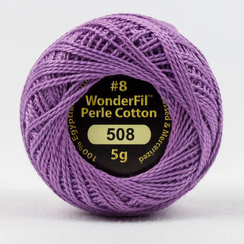 Wonderfil Eleganza Perle Cotton 8wt. - Magic Crystal 508