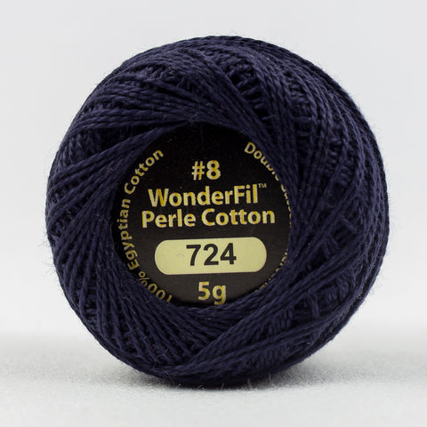 Wonderfil Eleganza Perle Cotton 8wt. - Twilight Hour 724