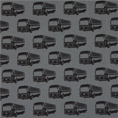 Echino - Bus Grey Buy fabric online