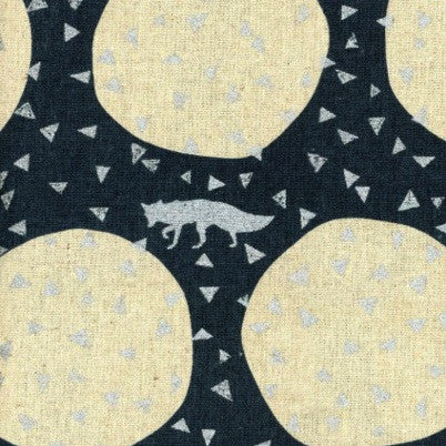 Echino - Fox Spots Grey
