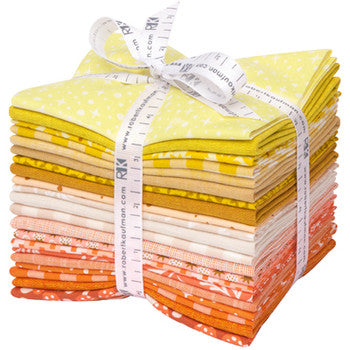 Designer Bundle - Sunshine Palette by Elizabeth Hartman - 21 Fat Quarters