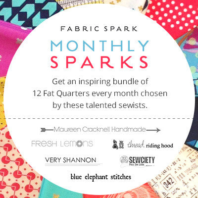 12 Monthly Sparks
