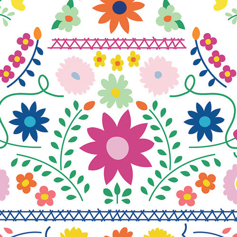 Fiesta Fun by Dana Willard Mexican Dress Morning