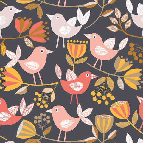 Dashwood Studios Flourish by Jocelyn Proust - Birds