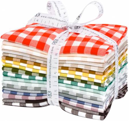 Designer Bundle - Kitchen Window Wovens by Elizabeth Hartman - 18 Fat Quarters