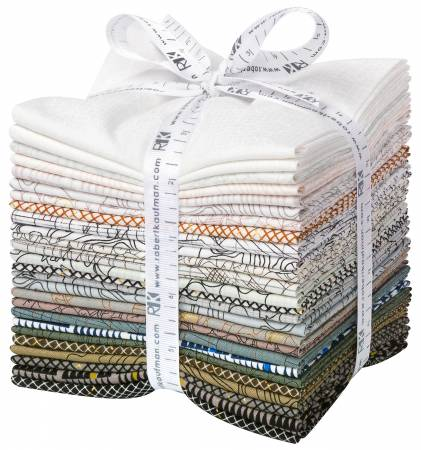 Designer Bundle - Collection CF Neutral Colorstory by Carolyn Friedlander 26 Fat Quarters