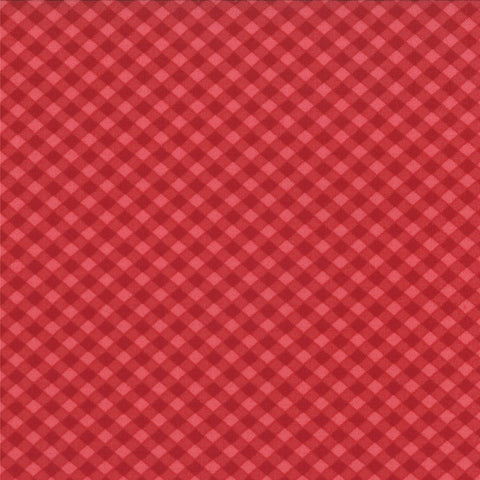 Sweetwater Novelty Tablecloth Red