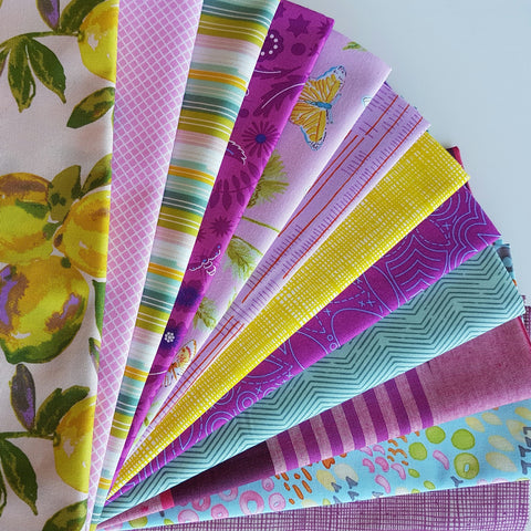 Fat Quarter Bundle - February 2017 Monthly Sparks Bundle
