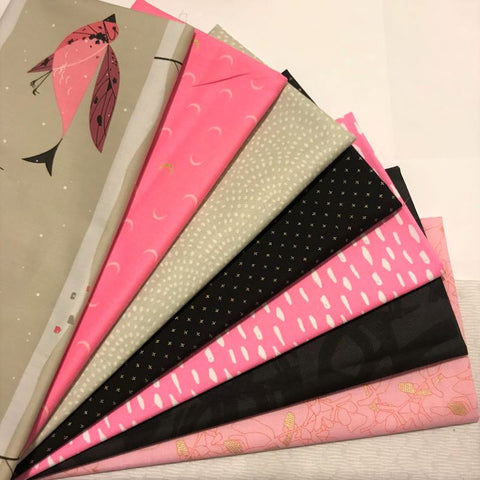 Staff Picks Bundle - 8 Fat Quarters - Inspired by Charley