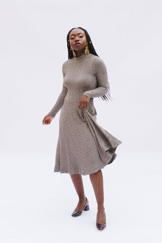 Frances Knit Dress Weekend Workshop - Two sessions Saturday Feb 16 10:00 - 4:00 and Sunday February 17 10:00 - 3:00