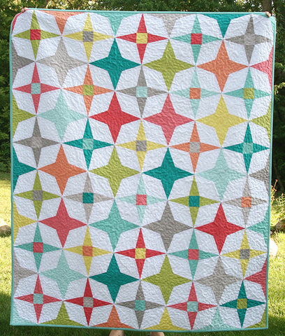 Twilight Quilt Pattern Fresh Lemons
