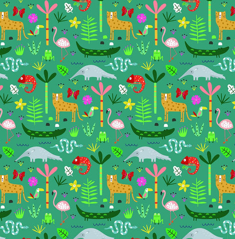 Dashwood Habitat by Sally Payne - Jungleland