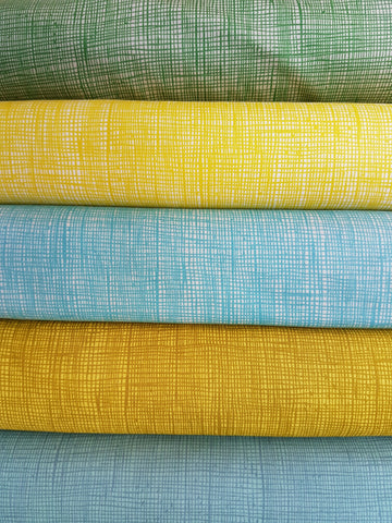 Heath Fabric Ceylon Yellow
