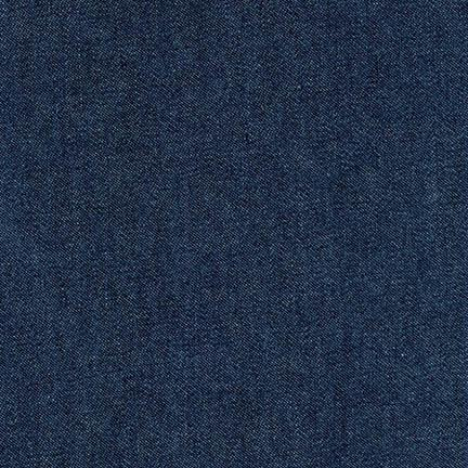 Robert Kaufman Indigo Washed Denim - 6.5 oz