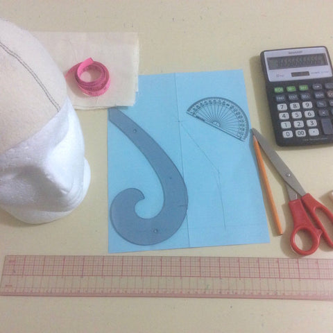 Sectional Hat Drafting Class - Thursday June 11 10:00 - 4:00