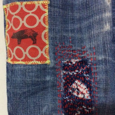 Visible Mending Workshop- Saturday April 18 9:30 - 3:30