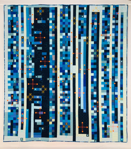 The Cityscape Quilt - Friday April 3, 2020 9:30 - 4:30