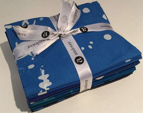 Designer Bundle - Handcrafted Indigo by Alison Glass 12 x FQ