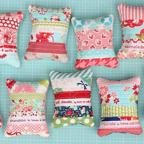 Young Sewists - Pin Cushion Saturday April 7 9:30 - 12:30