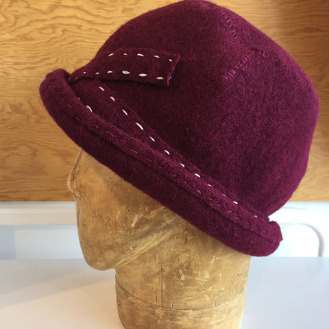 Cloche Hat Workshop- November 9 10:00 - 4:00