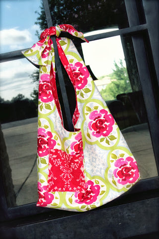 Young Sewists - Boho Sling Bag Saturday May 11 - 1:00 - 4:00