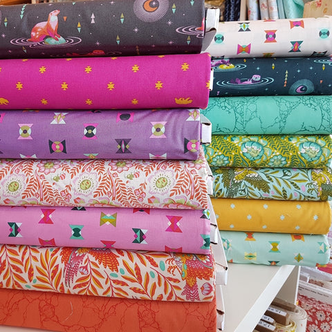 "Designer Bundle - ""Spirit Animal""  14 x Half Yards"