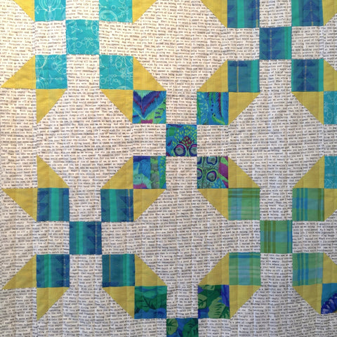 Learn to Quilt - With a Sewing Machine - May 2 - June 27