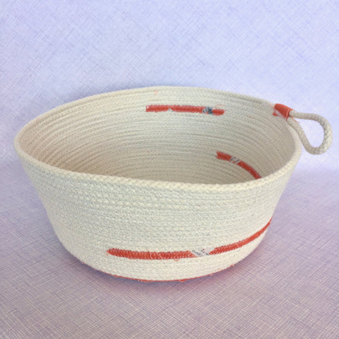 Rope Bowl Workshop - Thurs. July 19 10:00 - 1:00PM