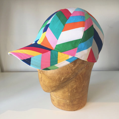 Baseball Cap Workshop - Thursday June 21st 10am-1pm