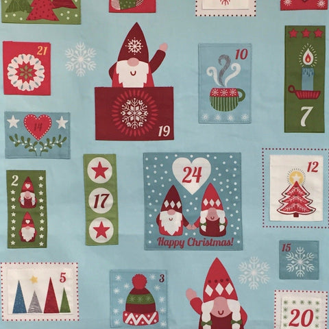 Homemade Holidays - Nordic Santa Advent Calendar - Wed Nov 14 1:30 - 4:30