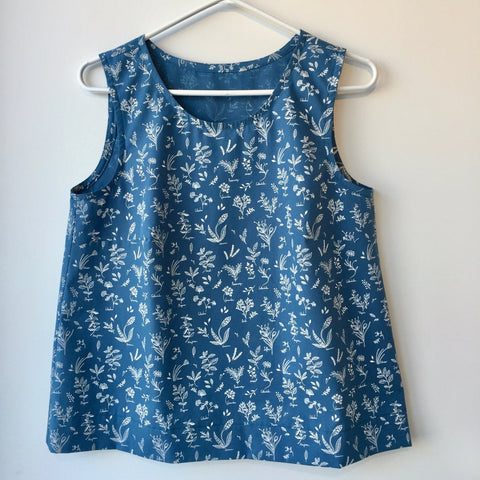 Garment Series - Willow Tank Workshop - Thursday May 9 10:00 - 4:00