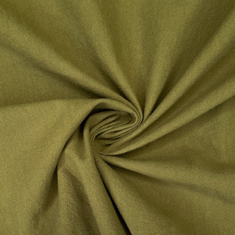 Jubilee Cotton Crepe in Moss