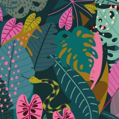 Dashwood Night Jungle - Frond