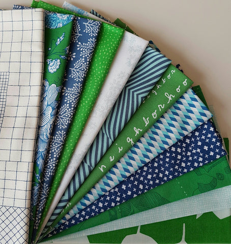 Fat Quarter Bundle - January 2017 Daryl's Picks Bundle