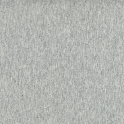 Robert Kaufman Laguna Cotton Jersey Heather - Grey
