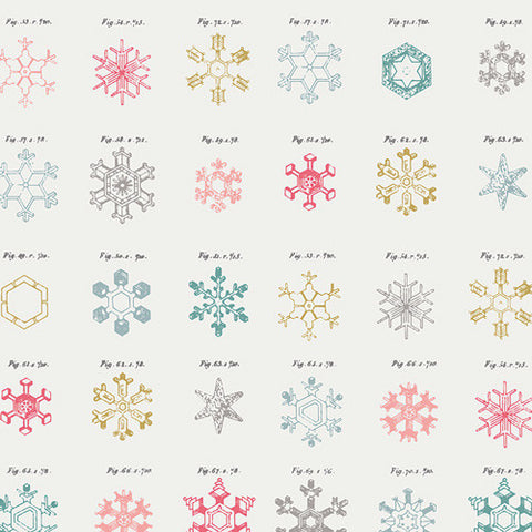 Amy Sinibaldi Little Town - Snow Crystals Jolly