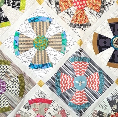 Lazy Punk Quilt Class - Wed. June 19 - 10:00 - 4:00