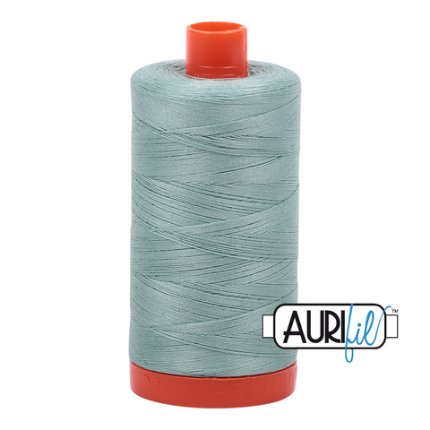 Aurifil Thread - 50wt 100% cotton  - colour 2845 Jupiter