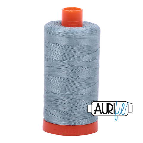 Aurifil Thread - 50wt 100% cotton  - colour 5008 Sugar Paper