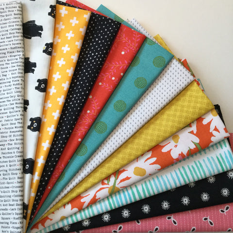 Fat Quarter Bundle - May Monthly Sparks