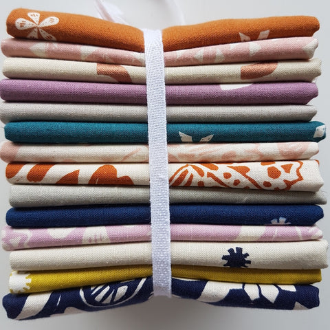 Designer Bundle - Moonrise by Alexia Abegg x 14 Fat Quarters
