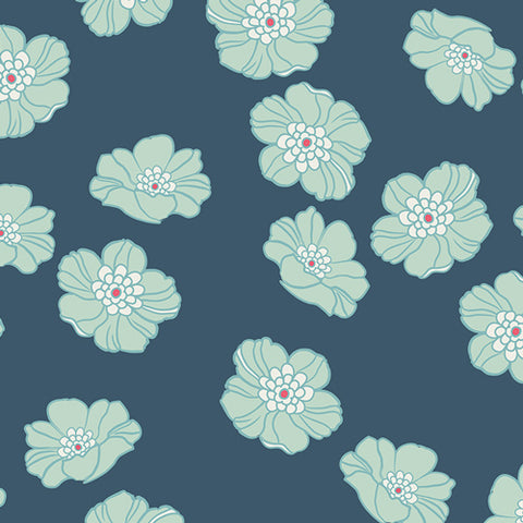 Art Gallery Fabrics - Nouvelle - Falling Cloudberry
