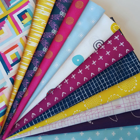 Fat Quarter Bundle - November 2016 Daryl's Picks Bundle